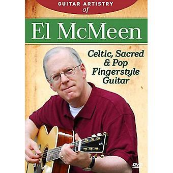 El McMeen - Guitar Artistry of El McMeen [DVD] USA import