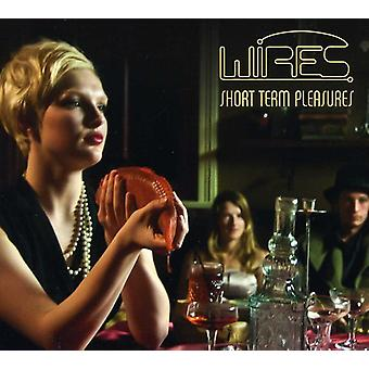 Wires - Short Term Pleasures [CD] USA import