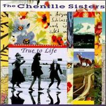 Chenille Sisters - True to Life [CD] USA import