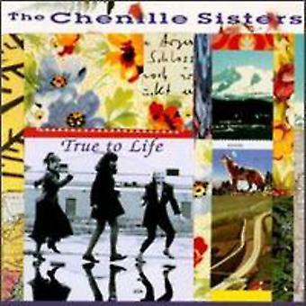 Chenille Sisters - trogen livet [CD] USA import