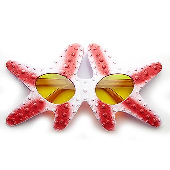 Søstjerne Patrick Star Under havet nyhed fest kostume solbriller
