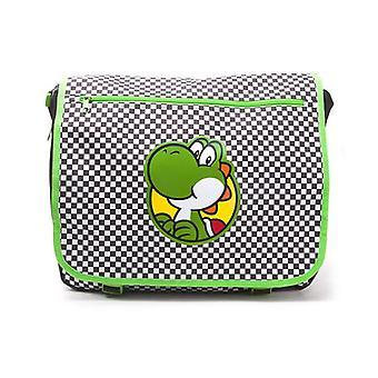 Nintendo Super Mario Shoulder Bag Yoshi Messenger Bag Nintendo (MB011107NTN)