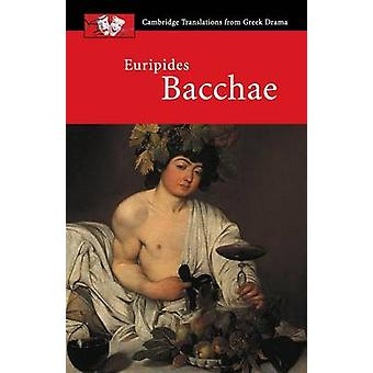 Euripides Bacchae by David Franklin