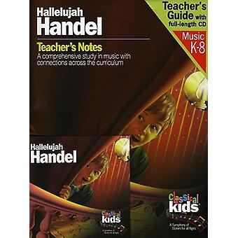 G.F. Handel - Hallelujah Handel! [CD] USA import