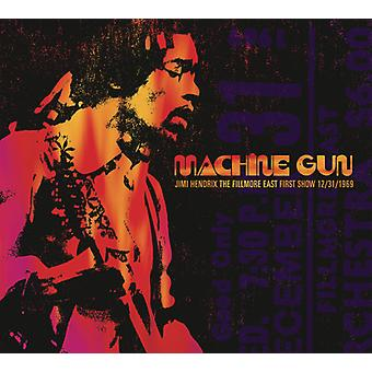 Jimi Hendrix - Machine Gun-Jimi Hendrix de Fillmore East eerste [CD] VS importeren
