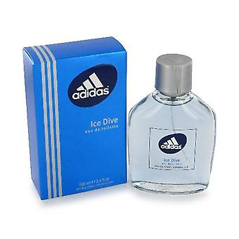 Adidas Ice Dive Eau de Toilette 100ml EDT Spray