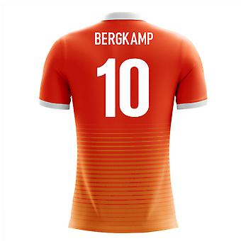 2020-2021 Holland Airo Concept Home Shirt (Bergkamp 10)