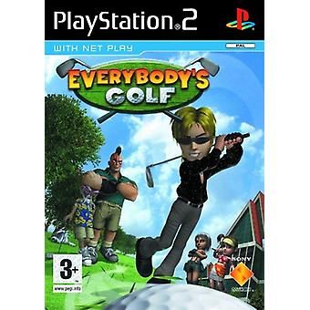 Everybodys Golf (PS2) - New Factory Sealed