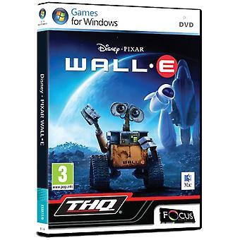 Disney Pixar WALL-E (PCMac DVD) - Uusi