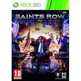 Saints Row IV (Xbox 360) - Nouveau