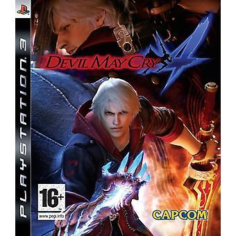 Devil May Cry 4 (PS3) - Nowość