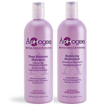ApHogee Deep Moisture Shampoo en balanceren Moisturizer door Aphogee