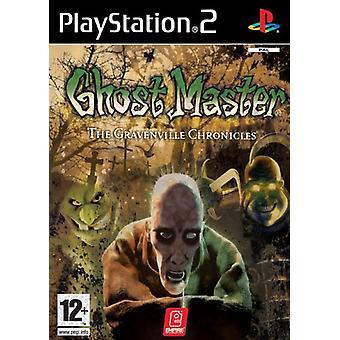 Ghost Master Gravenville Chronicles (PS2) - Ny fabrik förseglade