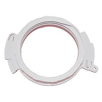 Secador de ventilação mangueira adaptador branco da queda