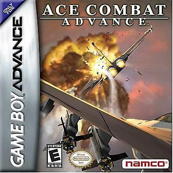 Ace Combat Advance GBA spel (Game Boy Advance)