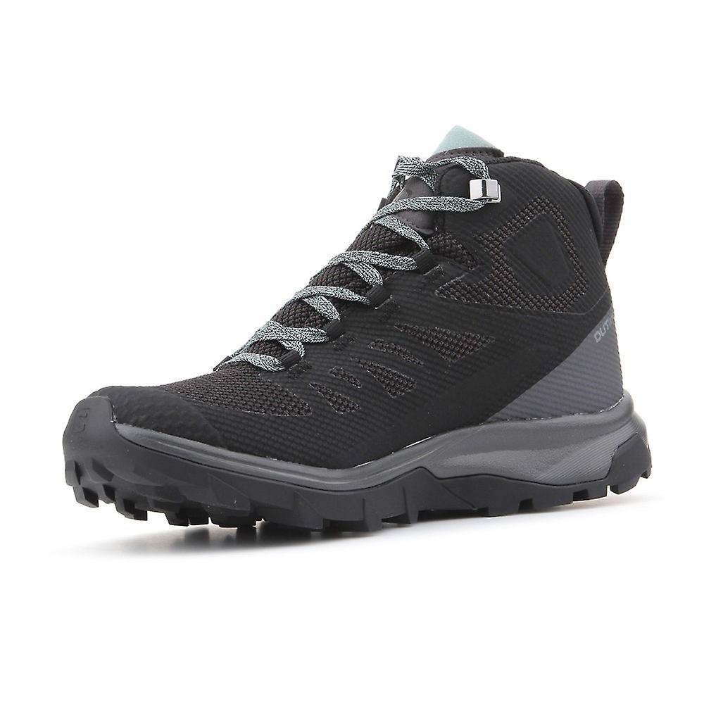 Salomon Outline Mid Gtx 404844 trekking hele året dame sko