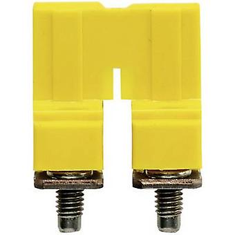 Weidmüller 1052460000-1 WQV 10/10 Yellow 1 pc(s)