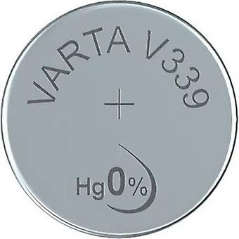 Varta Electronics SR614 Button cell 339 Silver oxide 12 mAh 1.55 V 1 pc(s)