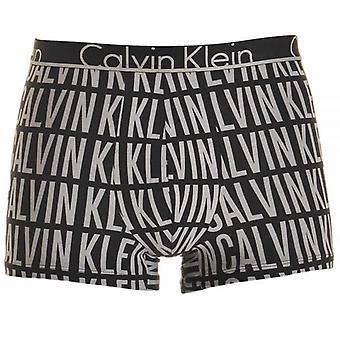 Calvin Klein ID Cotton Trunk, Assemble Logo Black, X-Large