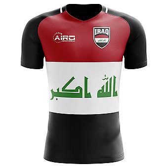 2020-2021 Iraq Home Concept Jalkapallo paita (Kids)