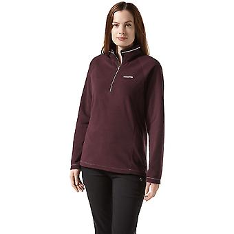 Craghoppers Womens Miska Insulated Half Zip Fleece Jacket