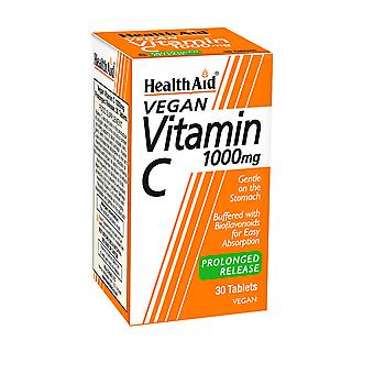 Health Aid Vitamin C 1000mg - Prolonged Release, 30 Tablets