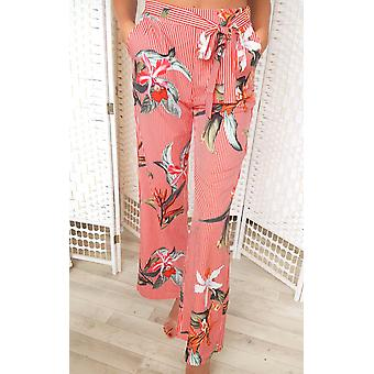 IKRUSH женские Кайли цветные брюки