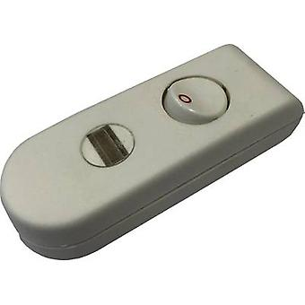 interBär 8093-108.01 Pull switch White 1 x Off/On 2 A 1 pc(s)