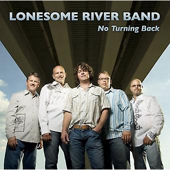 Lonesome River Band - No Turning Back [CD] USA import