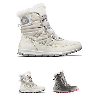 Womens Sorel Short Lace Waterproof Winter Snow Rain Walking Ankle Boots
