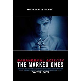 Paranormal Activity The Marked Ones Movie Poster (11 x 17)