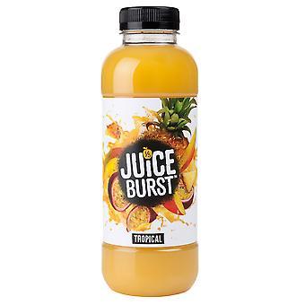 Juice Burst Tropical Juice Drinks