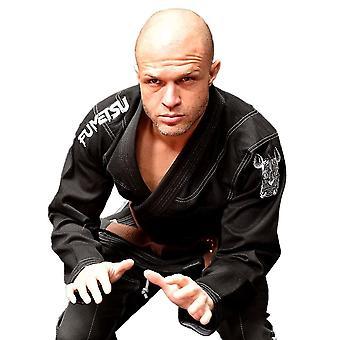 Fumetsu Rampage BJJ Gi zwart