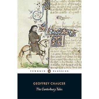 Die Canterbury Tales von Geoffrey Chaucer - Jill Mann - 9780140422344