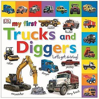 Il mio primo camion e scavatori Let's fatti guidare dalla DK - 9781409345961 B