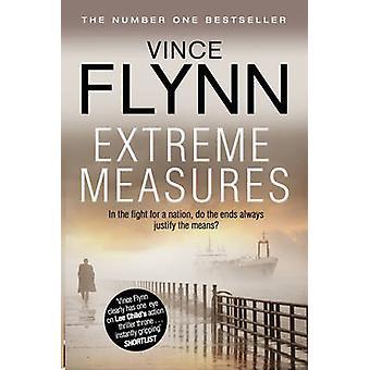 Medidas extremas (reedición) de Vince Flynn - libro 9781849835794