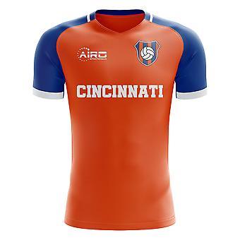 2020-2021 Cincinnati Home Concept Fotbal Shirt