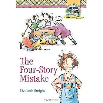 El error de cuatro pisos (Melendy cuarteto)