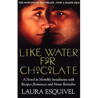 Som vatten för choklad