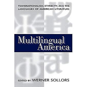 America multilingue: Le lingue della letteratura americana, etnia e transnazionalismo