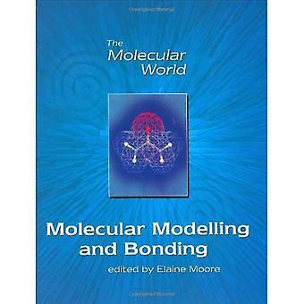 Moleculaire modellering en verlijmen (moleculaire wereld)