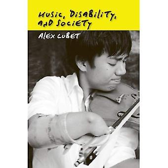 Musik, Behinderung und Gesellschaft