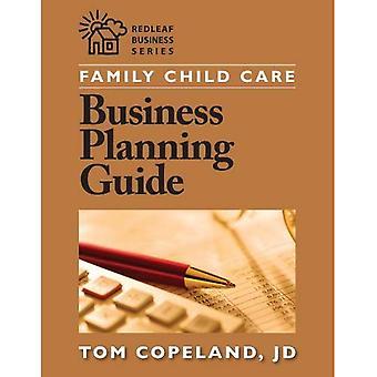 Familie Child Care Business Planning Guide (Redleaf Business serie)