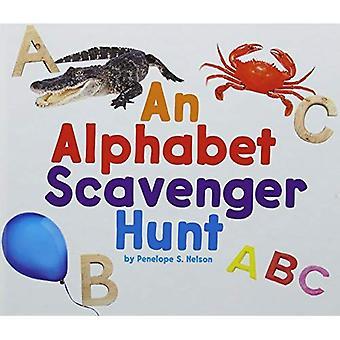 An Alphabet Scavenger Hunt (Scavenger Hunts)
