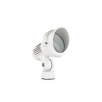 Terra hvit liten piggete bakken lys - ideelle Lux 106205