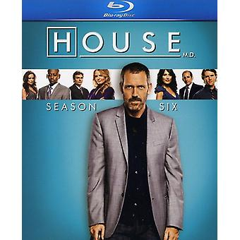 House - House: Sesong seks [5 plater] [Blu-ray] USA import