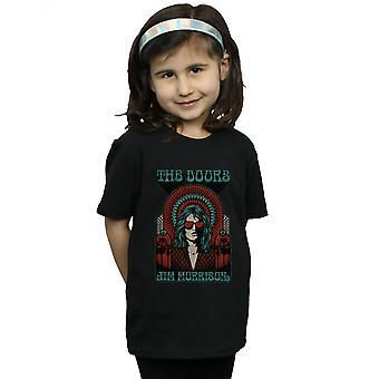 Ovet Girls Retro Jim Morrison t-paita