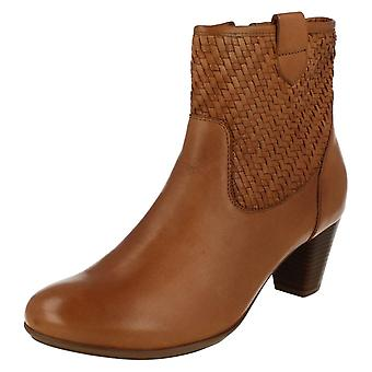 Senhoras Van Dal Smart tornozelo botas Danville