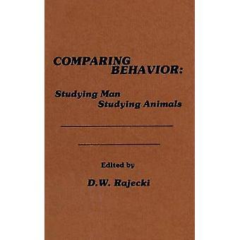 השוואת התנהגות האדם ללמוד בעלי חיים על ידי Ra, & D. W.