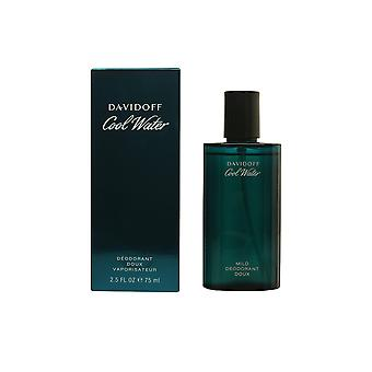 Davidoff Cool Water Deo Spray 75 Ml pour homme
